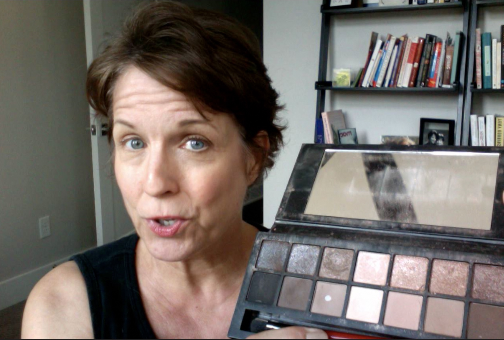 Makeup Chat – Eyeshadow Illusion and the Melting Icecap