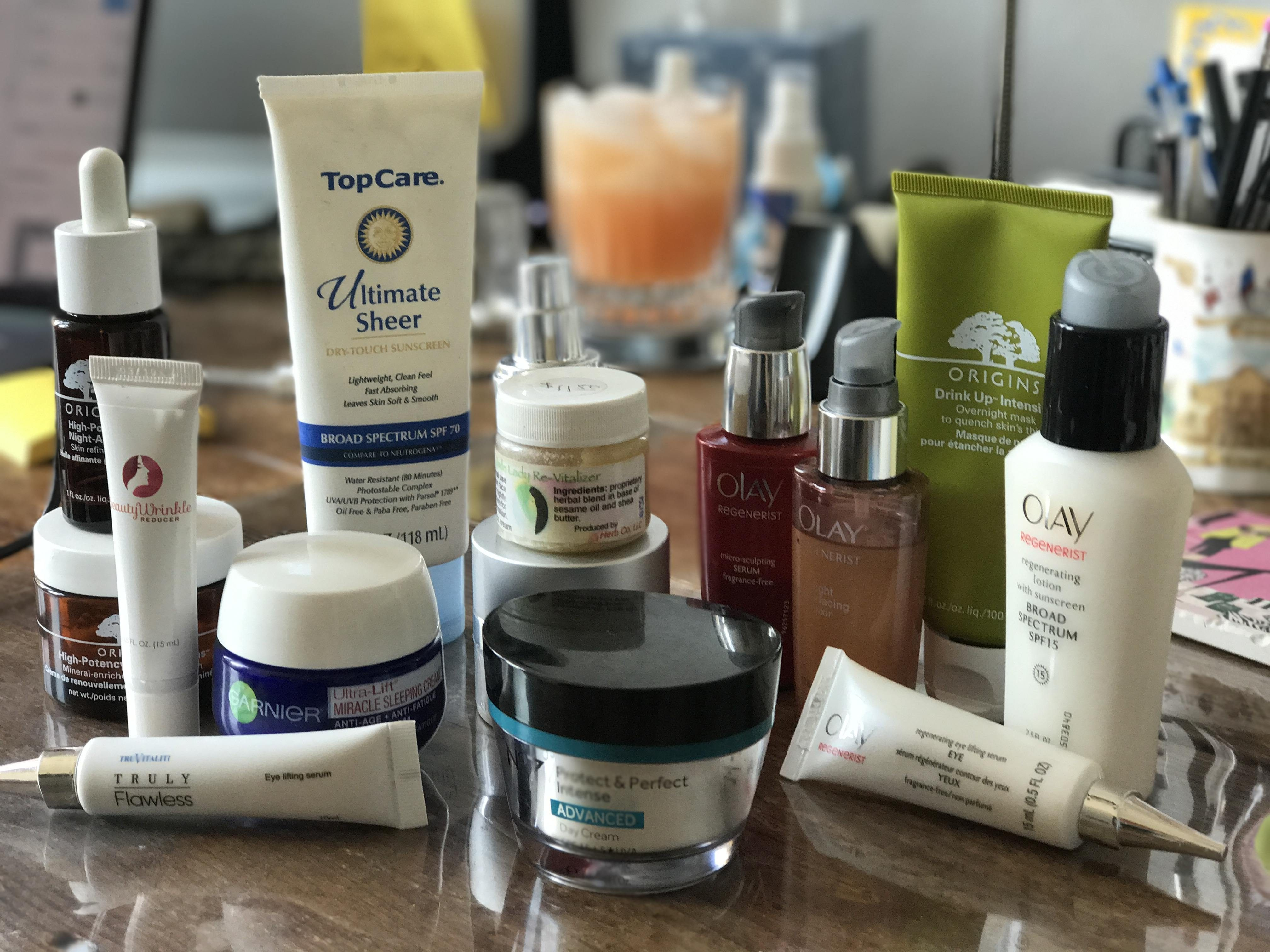 Anti-Aging Creams for (normal) Women (on a Budget)