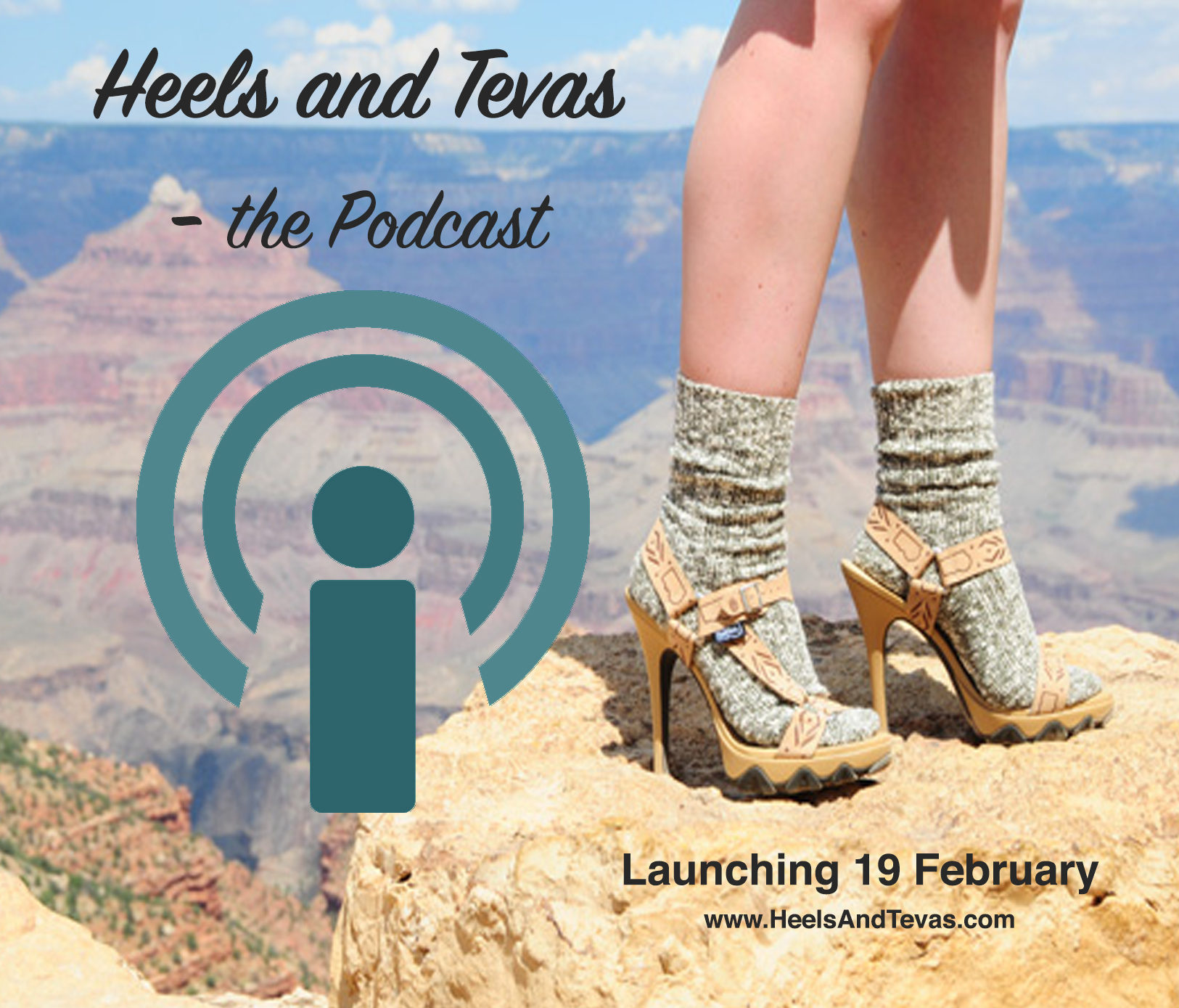Heels and Tevas – The Podcast