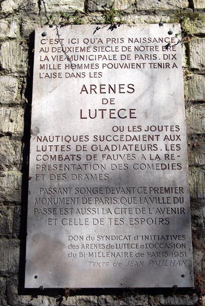 Lutèce: Paris, before it was Paris