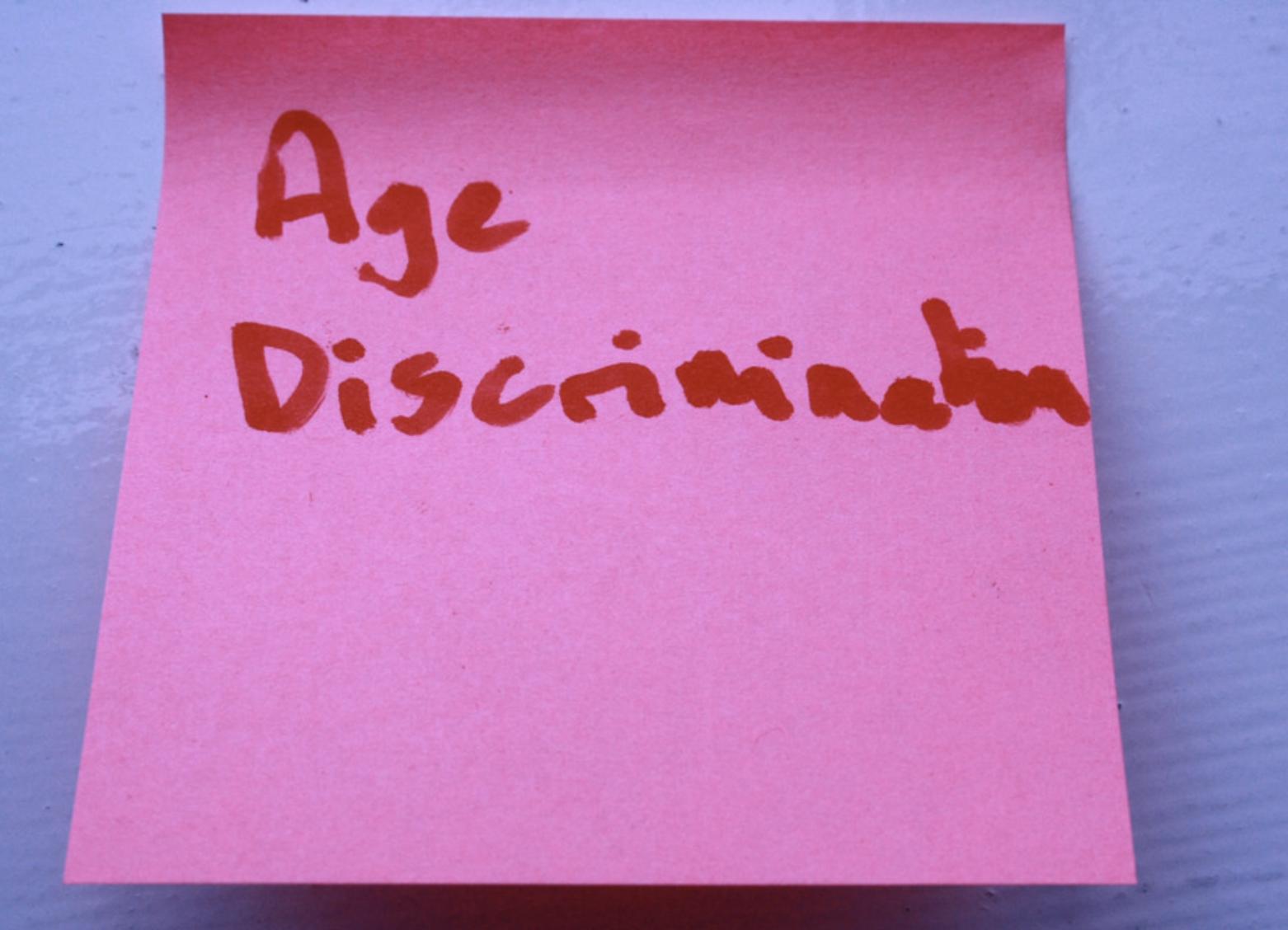 Ageism and Self-prejudice