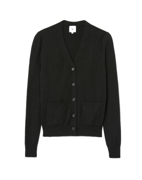 Investment piece - Black, Cashmere, Sweater G. Label